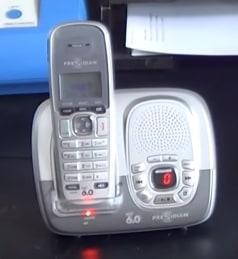 cordless phone emf